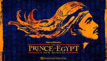 The Prince of Egypt: A New Musical